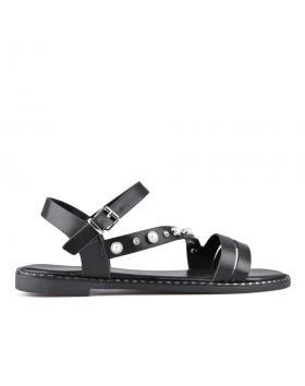 Дамски ежедневни сандали черни 0134130 в online магазин Fashionzona