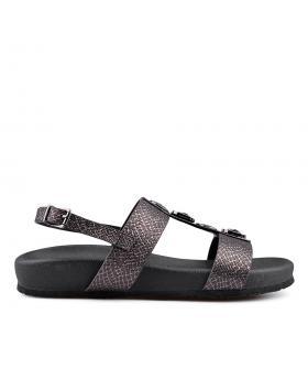 дамски ежедневни сандали черни 0134460 в online магазин Fashionzona