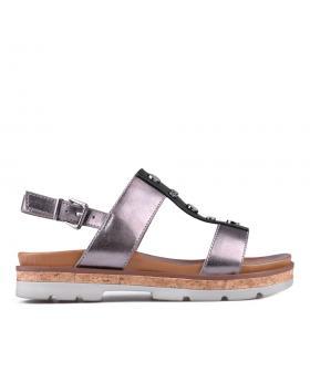 Дамски ежедневни сандали черни 0133768 в online магазин Fashionzona