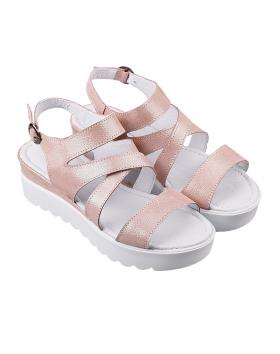 Черни дамски ежедневни сандали 1098 в online магазин Fashionzona