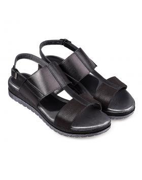 Черни дамски ежедневни сандали 1815 в online магазин Fashionzona
