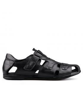 Черни мъжки ежедневни сандали 0134943 в online магазин Fashionzona