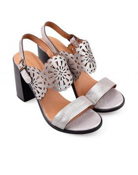 Сиви дамски ежедневни сандали Melody в online магазин Fashionzona