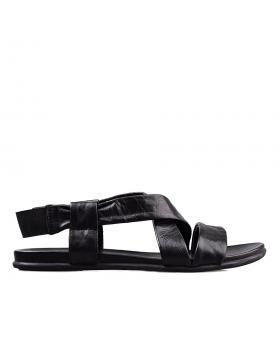 Черни дамски ежедневни сандали kira21 в online магазин Fashionzona