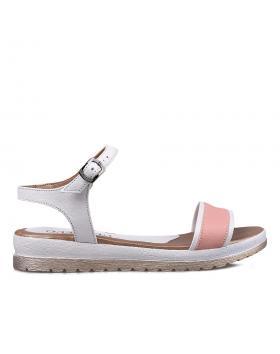 Розови дамски ежедневни сандали Cynthia в online магазин Fashionzona