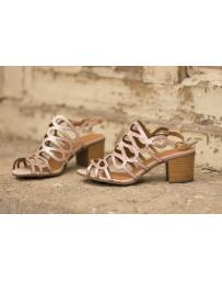 Розови дамски ежедневни сандали Kristie в online магазин Fashionzona
