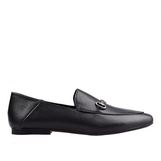 Черни дамски ежедневни обувки Sheri