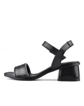Черни дамски ежедневни сандали Sarese в online магазин Fashionzona