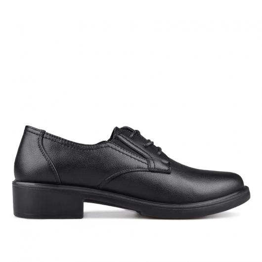 Черни дамски ежедневни обувки 0133486