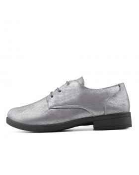 Сребристи дамски ежедневни обувки 0133877 в online магазин Fashionzona