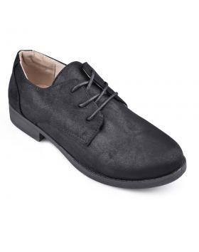 Черни дамски ежедневни обувки 0133879 в online магазин Fashionzona