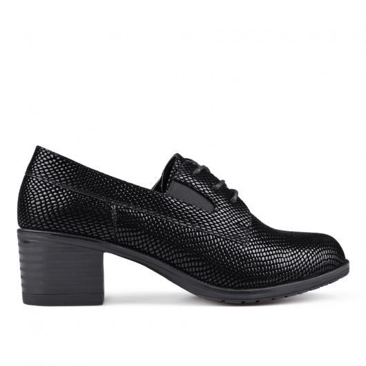 Черни дамски ежедневни обувки 0133483