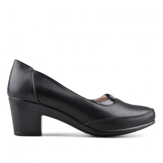 Черни дамски ежедневни обувки 0133690