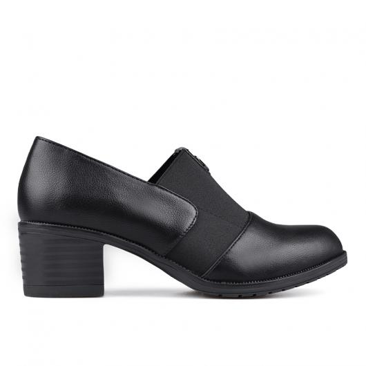 Черни дамски ежедневни обувки 0133484
