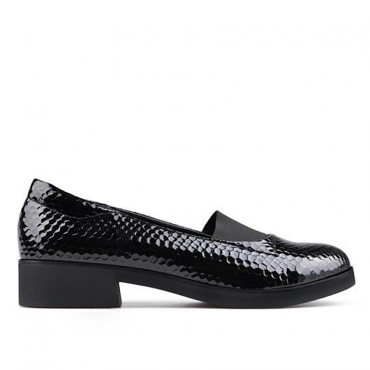 Черни дамски ежедневни обувки Dennise