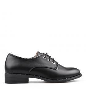 Черни ежедневни дамски обувки 0134514 в online магазин Fashionzona