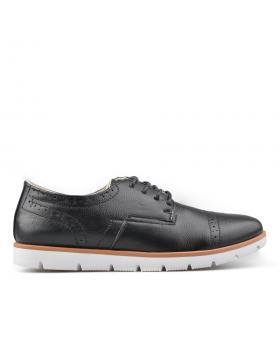 Черни дамски ежедневни обувки 0135833 в online магазин Fashionzona