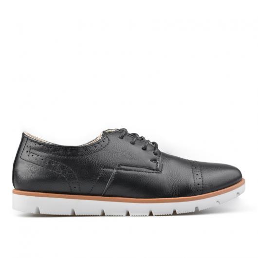Черни дамски ежедневни обувки 0135833