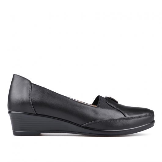 Черни дамски ежедневни обувки 0133684