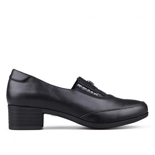 Черни дамски ежедневни обувки 0133687