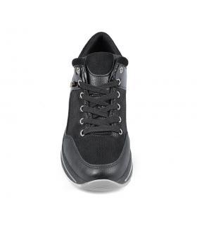 Черни дамски ежедневни обувки Nara в online магазин Fashionzona