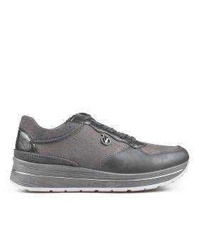 Сиви дамски ежедневни обувки Yseult в online магазин Fashionzona