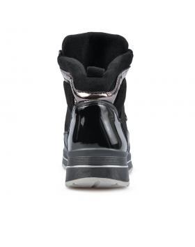 Черни дамски ежедневни боти Amie в online магазин Fashionzona