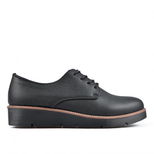 Черни дамски ежедневни обувки Ancelina