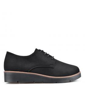 Черни дамски ежедневни обувки 0135126 в online магазин Fashionzona