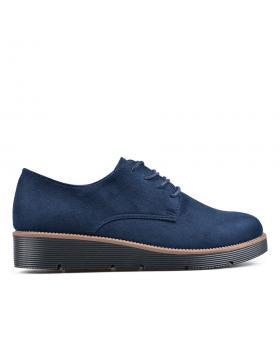 Сини дамски ежедневни обувки 0135127 в online магазин Fashionzona