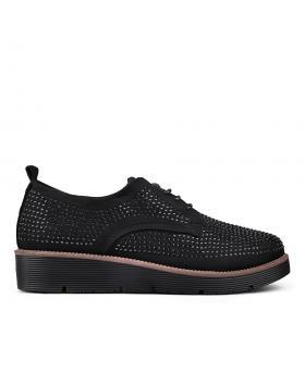 Черни дамски ежедневни обувки 0135123 в online магазин Fashionzona