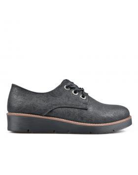 Черни дамски ежедневни обувки Osana в online магазин Fashionzona