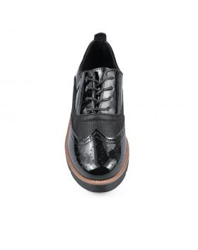 Черни дамски ежедневни обувки Deziree в online магазин Fashionzona