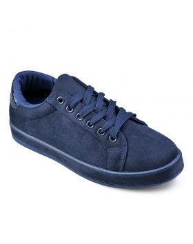 Тъмно сини дамски кецове Arnisha в online магазин Fashionzona