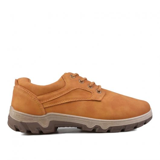 Кафяви мъжки ежедневни обувки Gabino