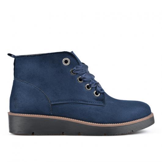 Сини дамски ежедневни обувки Dellanira