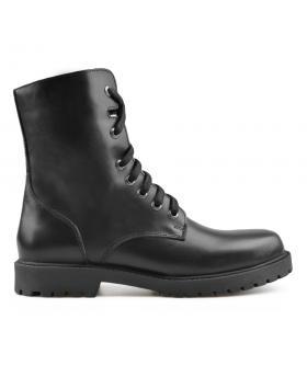 Черни дамски ежедневни боти 0136147 в online магазин Fashionzona