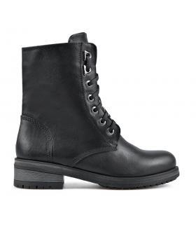 Черни дамски ежедневни боти Troy в online магазин Fashionzona