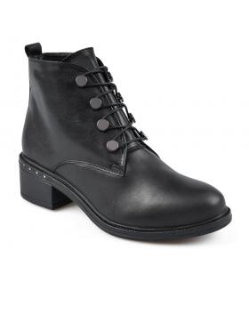 Черни дамски ежедневни боти Moriah в online магазин Fashionzona