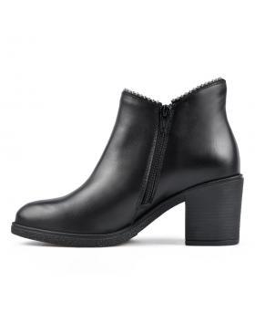 Черни дамски елегантни боти Izola в online магазин Fashionzona