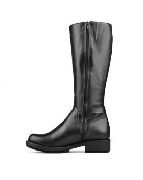 Черни дамски ежедневни ботуши Orane в online магазин Fashionzona