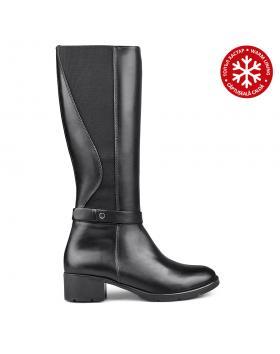 Черни дамски ежедневни ботуши 0136386 в online магазин Fashionzona