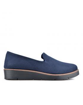 Сини дамски ежедневни обувки 0135131 в online магазин Fashionzona
