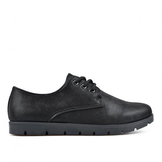 Черни дамски ежедневни обувки Manisha