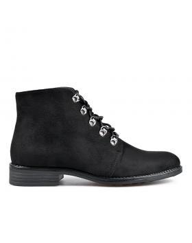 Черни дамски ежедневни боти Fern в online магазин Fashionzona