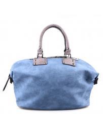 Синя дамска ежедневна чанта Prudencia в online магазин Fashionzona