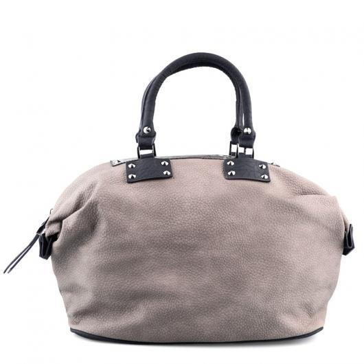 Бежова дамска ежедневна чанта Trilochana