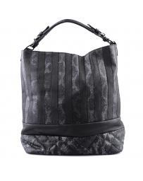 Черна дамска ежедневна чанта Lace в online магазин Fashionzona