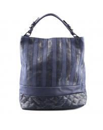 Синя дамска ежедневна чанта Maisie в online магазин Fashionzona
