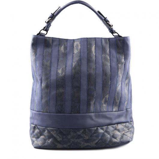 Синя дамска ежедневна чанта Maisie